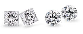 Pair Diamond Setting